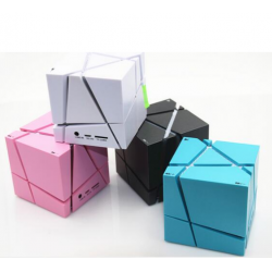 Cube bluetooth lumineux