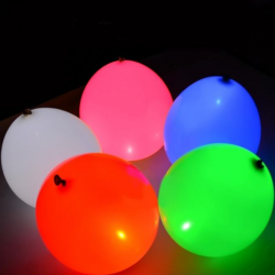Lot de 20 . LED de ballon