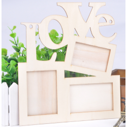 Pêle mêle LOVE / DIY
